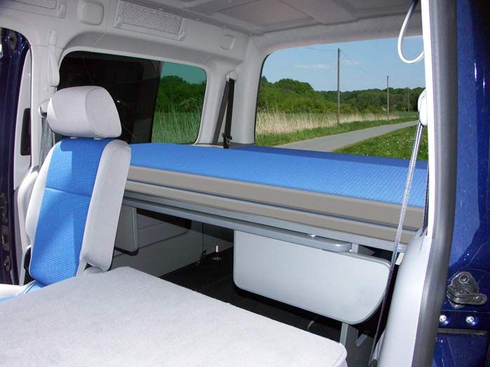 volkswagen caddy smile c plus mees camper center. Black Bedroom Furniture Sets. Home Design Ideas